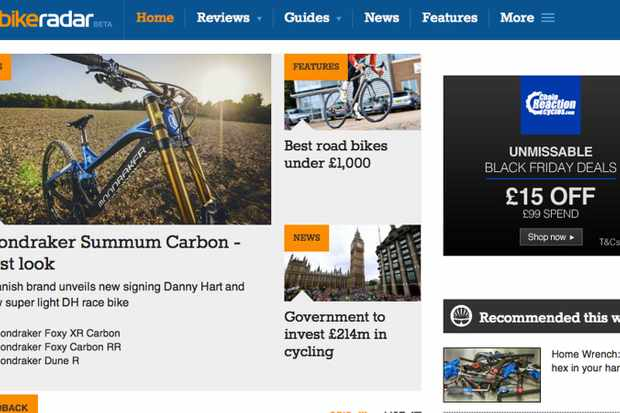 BikeRadar – the world's number one site for cycling advice