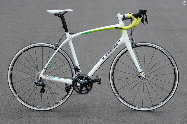 The Trek Silque comes in several models. This is the top-end SSL