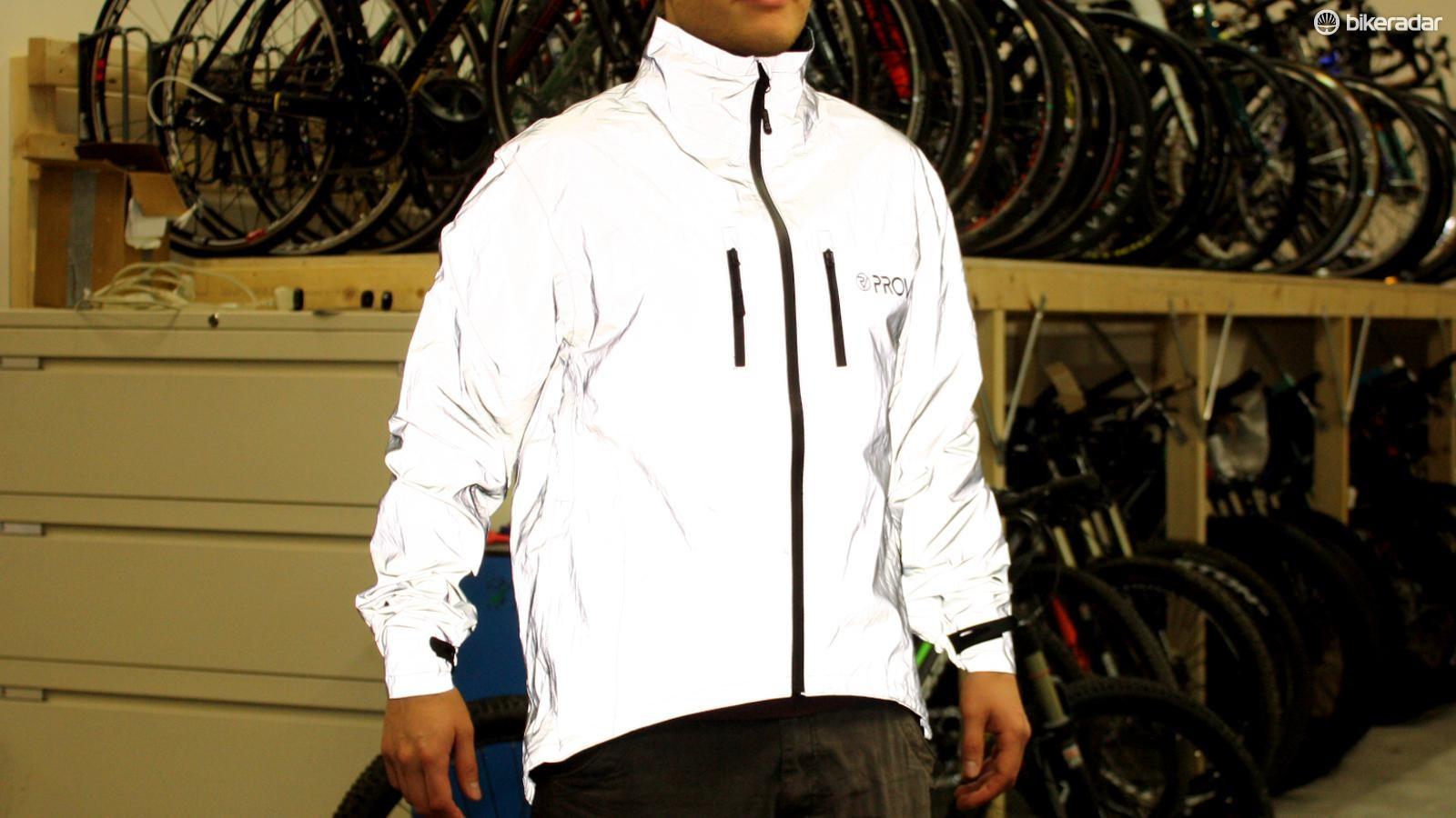 ProViz clothing is eye-poppingly reflective