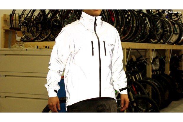 The high-vis jacket is a commuter essential for those that ride year round
