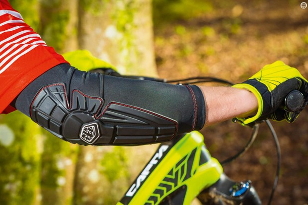 Troy Lee Designs E-Lite elbow guards