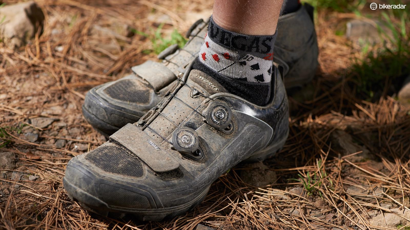 Specialized Trail S-Works shoes