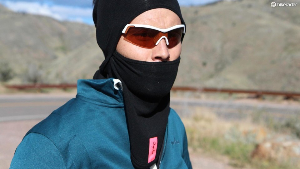 b92c0a4cc386c Rapha s Deep Winter Collar can be worn as a balaclava or a neck gaiter