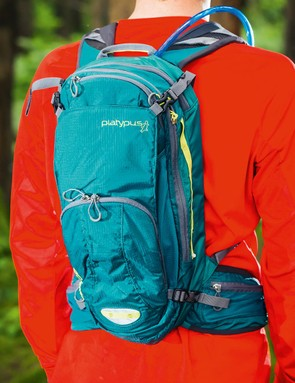 The Siouxon pack has a conveniently slender design