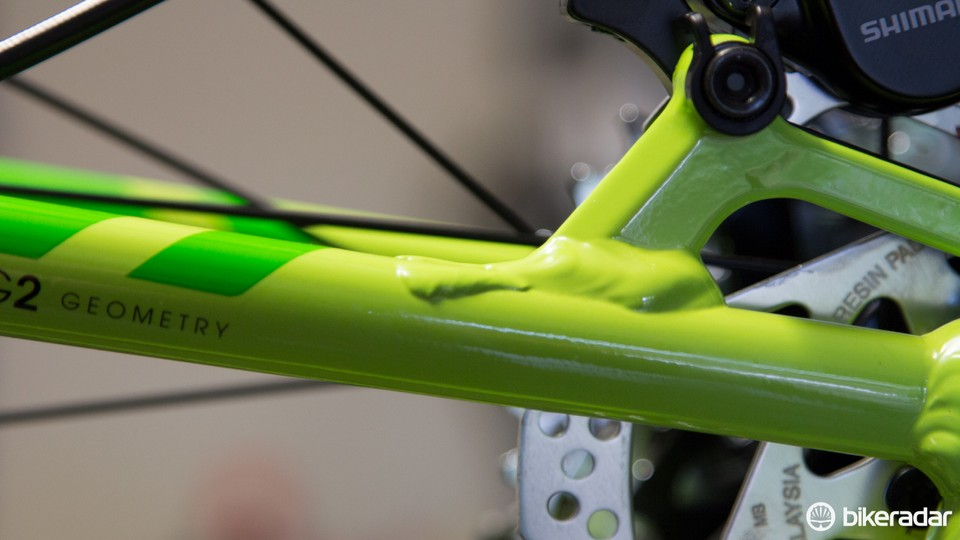 4af5d53f005 The X-Caliber's frame construction is excellent, but not perfect as we  found this