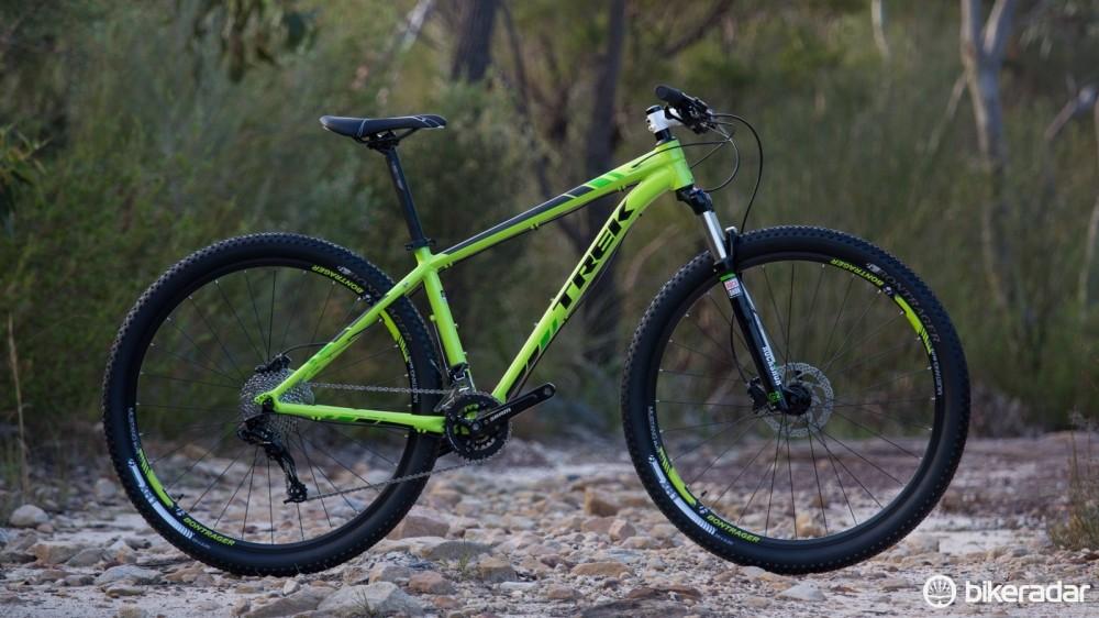 2015 Trek X-Caliber 8 in Volt Green