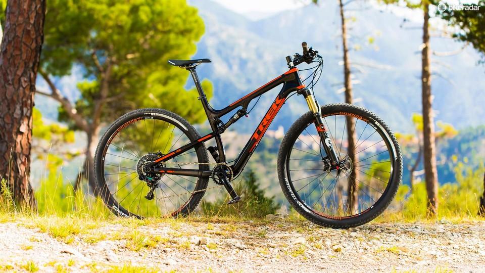d5e02511c5c Trek Superfly FS 9.8 SL - BikeRadar