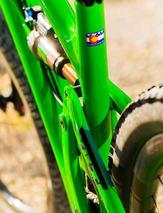 There's no doubt this is the most sorted Yeti suspension we've ever ridden