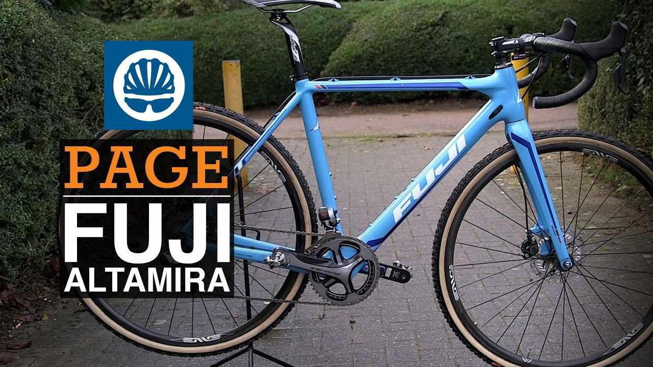 Jonathan Page's Fuji Altamira CX