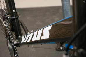 The frame is based on classic 73-degree angles