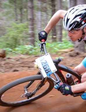 Testing 11-speed Shimano XTR at the Cape to Cape mountain bike in Margaret River, Western Australia