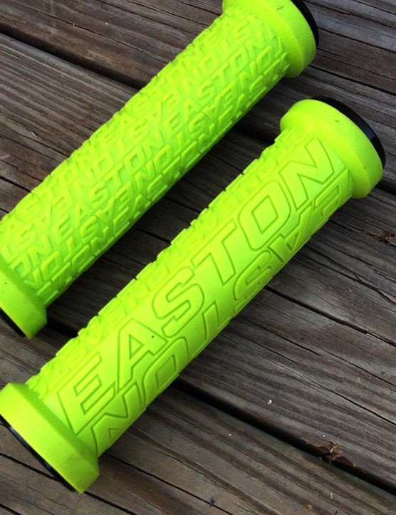 Easton's Lock-On Grip features a number of clever features
