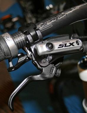 Shimano SLX lever