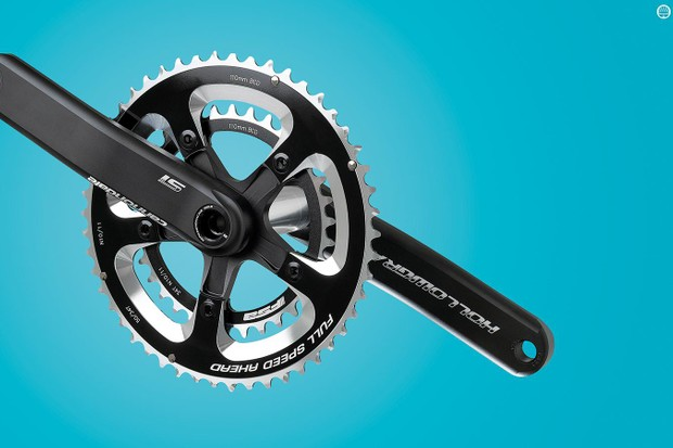 Cannondale's Si chainset is now available to all