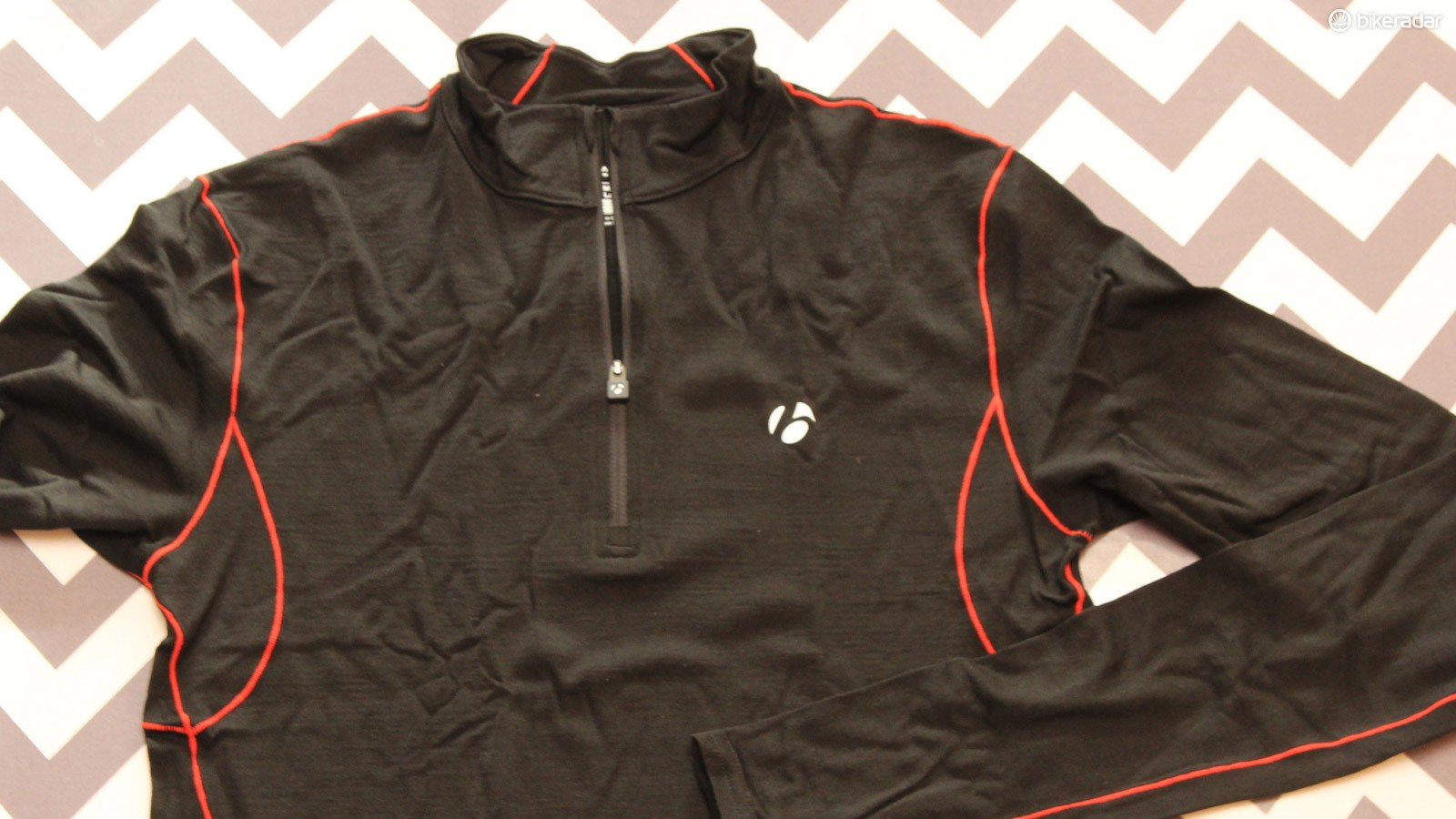 Bontrager's new merino baselayer is soft and stink-resistant