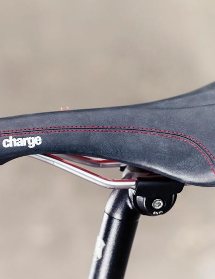 Charge's Spoon saddle is long-time BikeRadar favourite