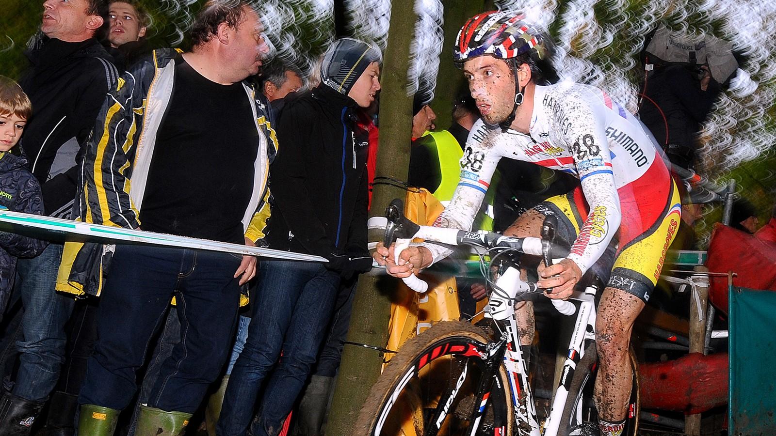 Milton Keynes Cyclocross World Cup – Ian Field's Story