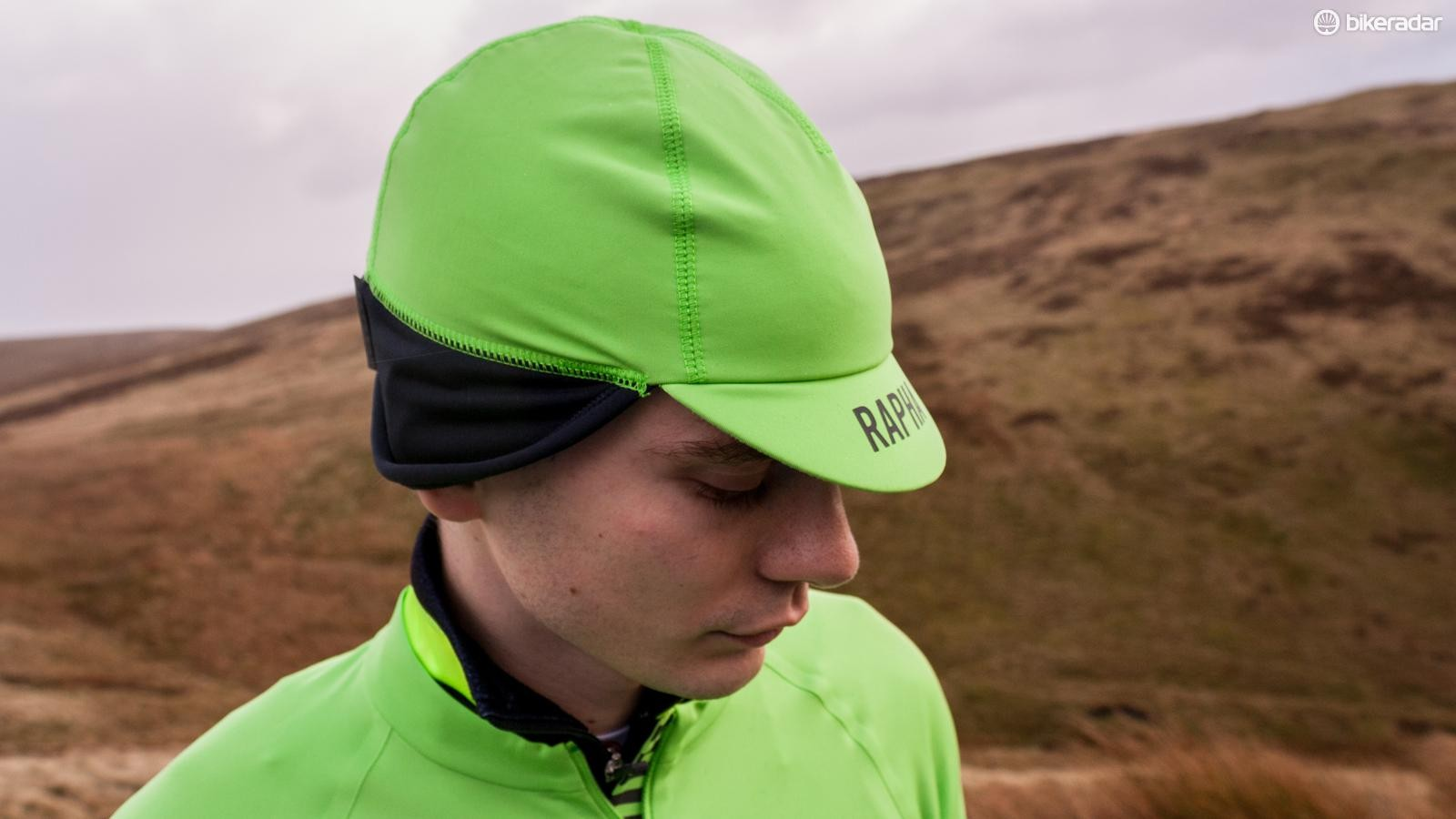 The Rapha Pro Team Winter Hat isn't perfect, but it's comfy and warm