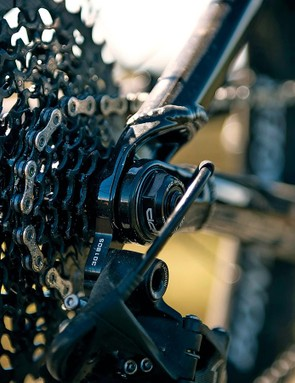 SRAM's X1 drivetrain, included with our Trek Fuel EX, is deserving of being a top pick in its own right