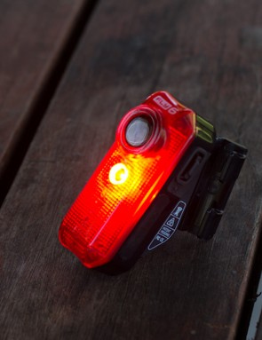 The Fly6 is a combination tail light and HD video camera
