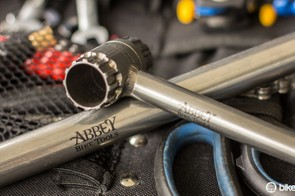 Abbey Bike Tools are fast becoming a common sight in pro toolboxes – and for good reason