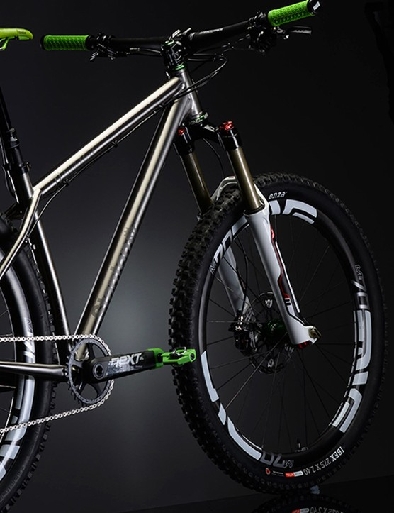 If you can afford it then this is easily one of the most special hardtails around at the moment
