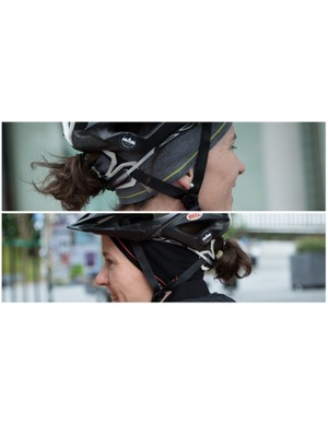 The merino headband (£20 / US$30 / AU$30) is available in grey or black and help take the sting out of cooler weather