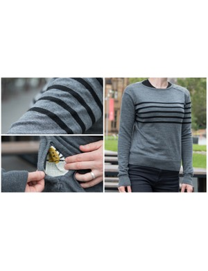The Women's Merino Breton (£120 / US$170 / AU$190) has a classic style and can be worn just about anywhere