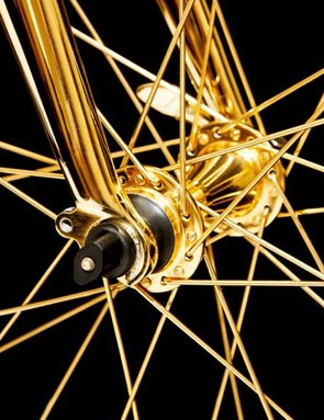 Note to self: next wheels must have carbon hubs and spokes