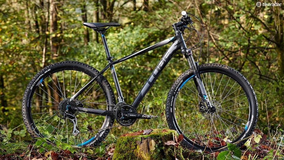 dfc68e02829 Cube Aim SL 27.5 - BikeRadar