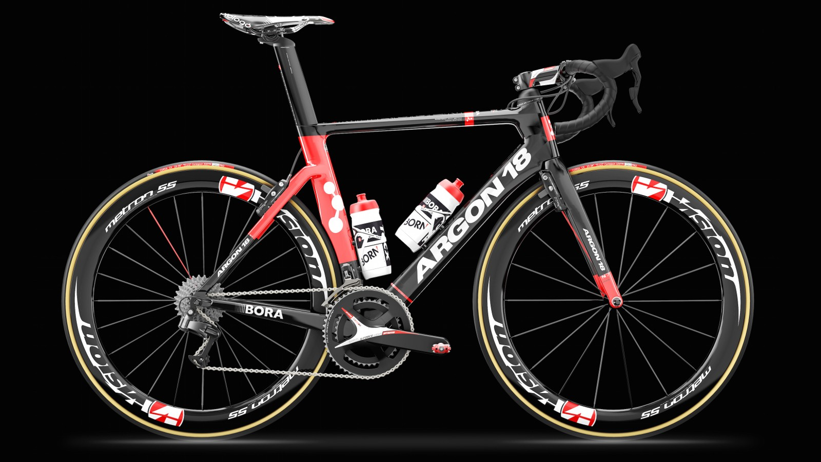 The Nitrogen is a really exciting new aero road bike with a light frame and nice detailing