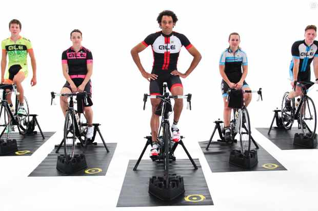 Turbo trainer workout videos - a complete programme for winter