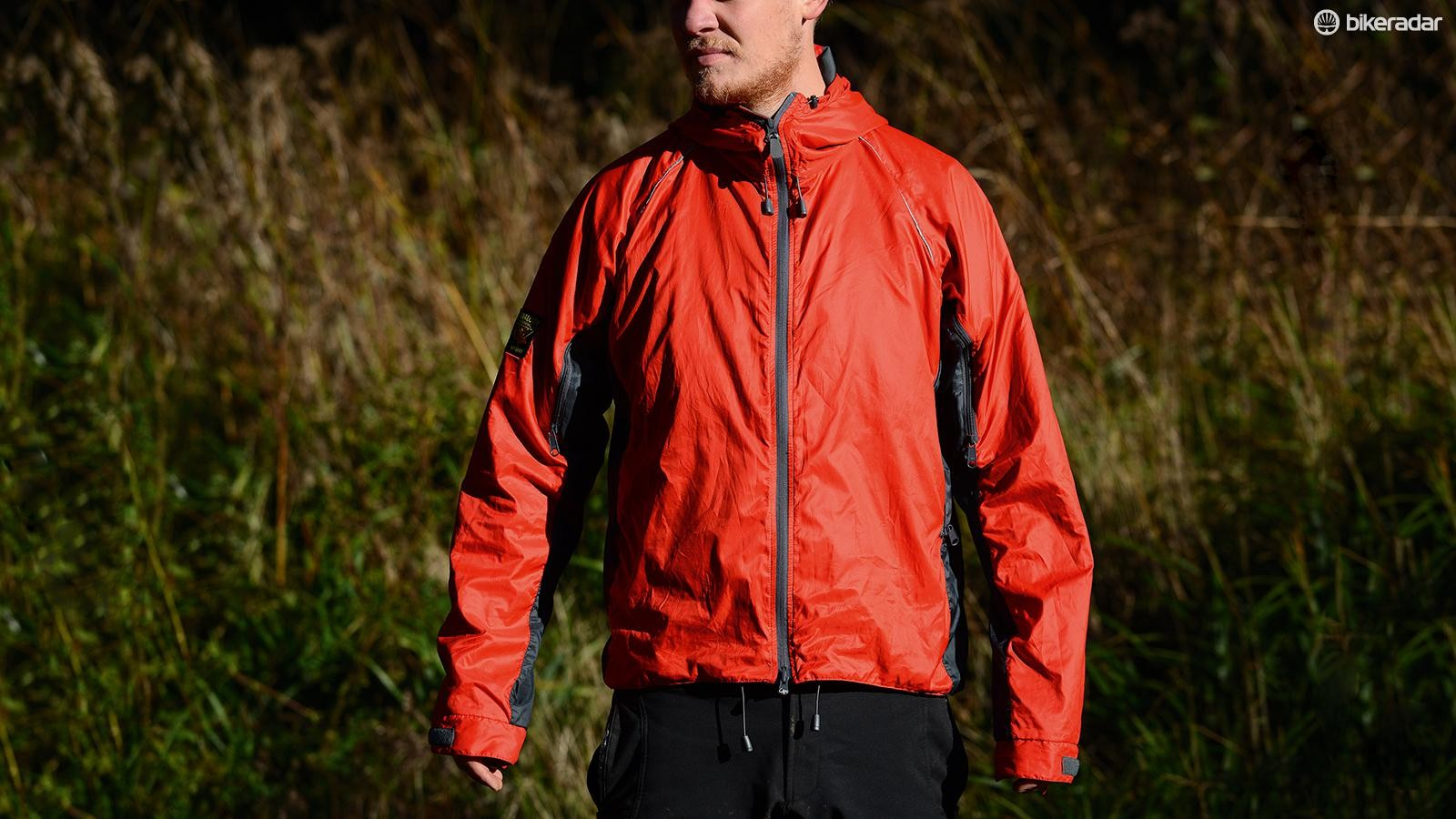 Paramo Quito waterproof jacket