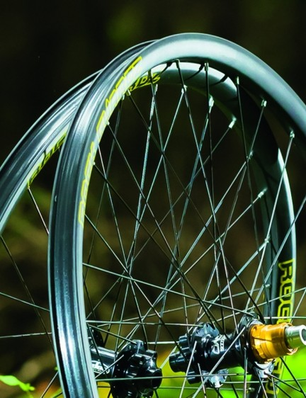 RockGuardz XC/AM carbon rims