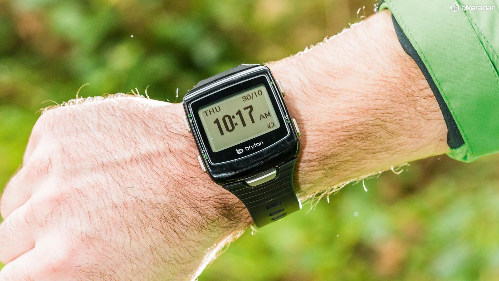 Bryton Cardio 60R GPS watch