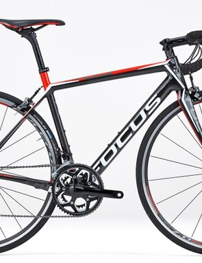 The Cayo's frameset, shared with its pricier siblings, is ripe for upgrading