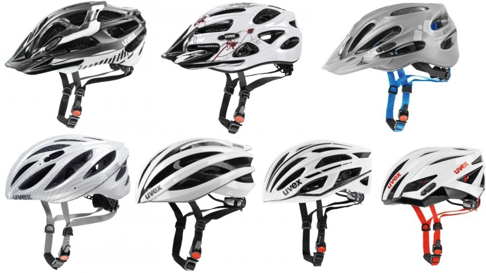 Uvex is recalling seven helmets in cooperation with the US Consumer Product Safety Commission