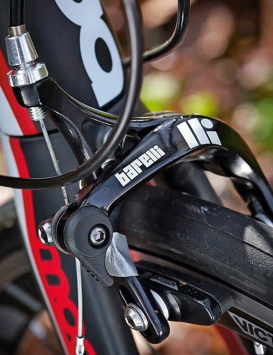 Barelli is Moda's house brand and it's well made kit