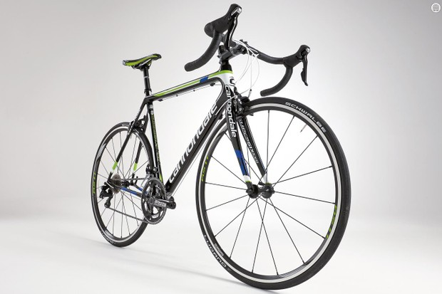 Cannondale Supersix Evo 105 5