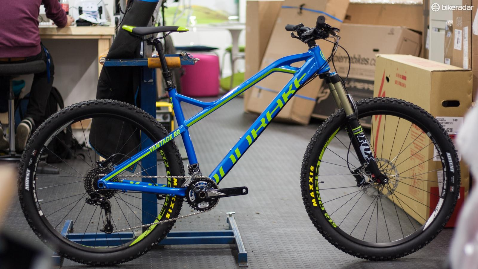 We can't believe more people haven't been talking about the Mondraker Vantage