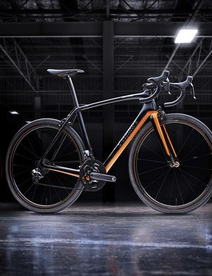 Specialized and McLaren really pushed carbon manufacturing to the limits with this limited edition bike