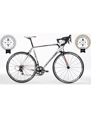 Bike of the year 2014: the Cannondale Synapse Carbon 5