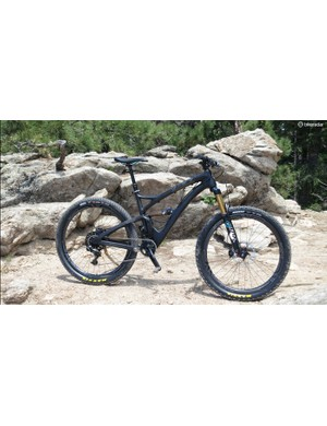 The Yeti SB5c is an extremely capable and well-rounded trail bike