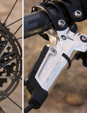 The SRAM Guide RSC brake is the company's best offering to date