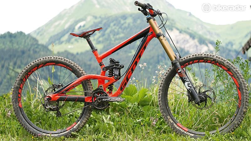 In the right hands and on the right terrain, few bikes can match the Gambler