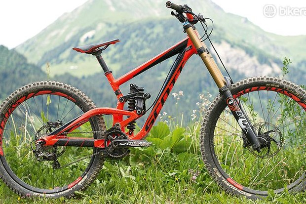 732e9d2fa13 In the right hands and on the right terrain, few bikes can match the Gambler.  Mountain Bikes