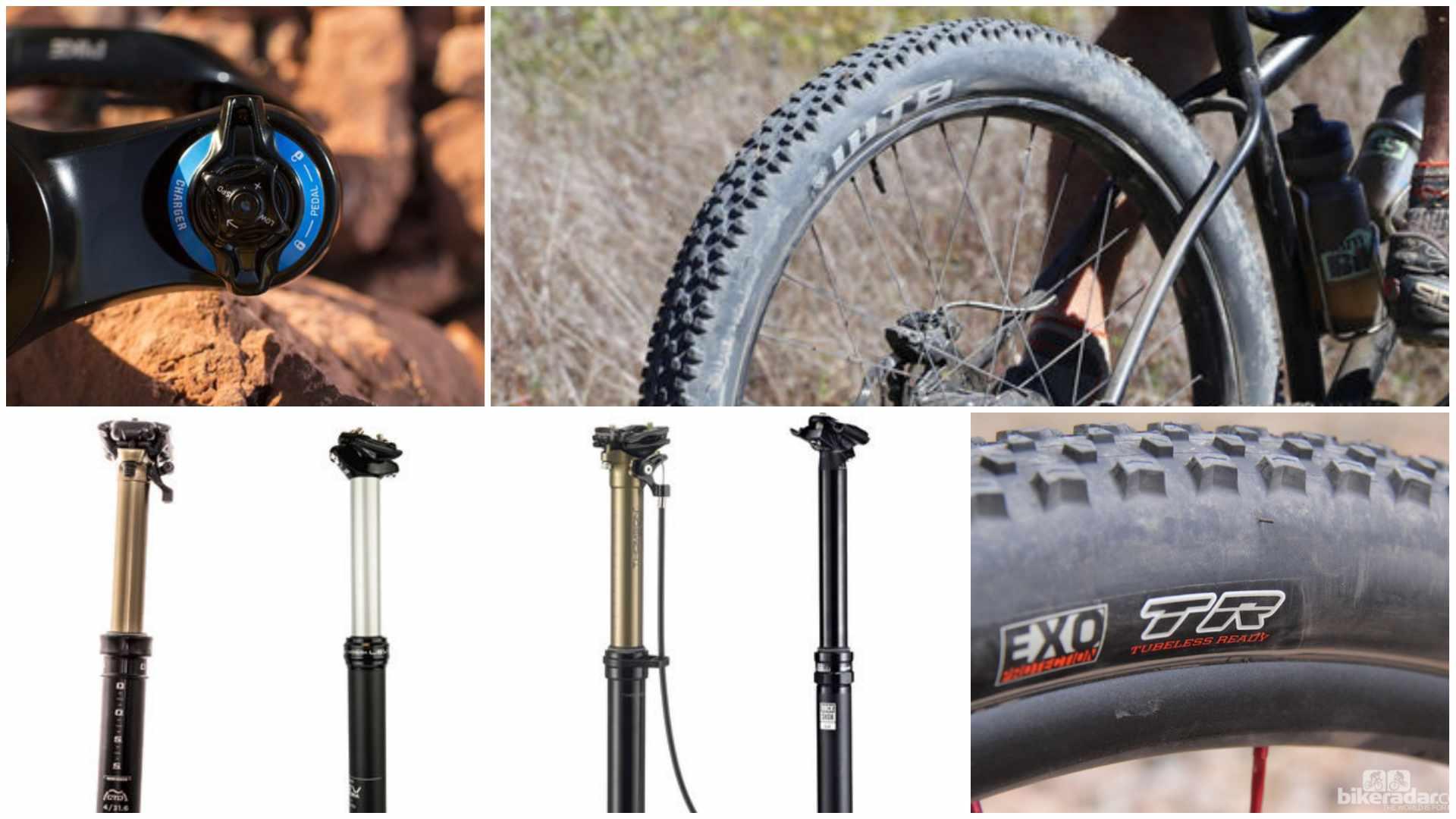 Josh Patterson's Trail Tech series is all about off-road bike tech