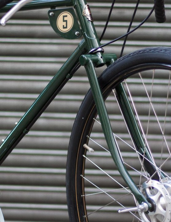 Pashley Speed 5 detail 2