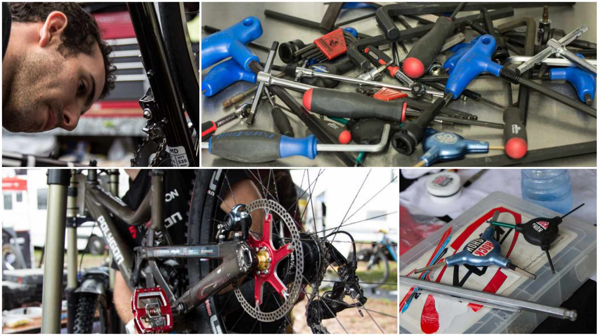 Home Wrench gives you the inside tips you need to boss at-home bike tinkering