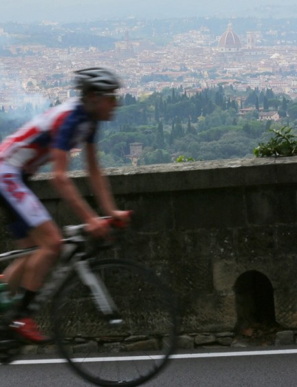 Tuscany is both beautiful and full of beautiful rides